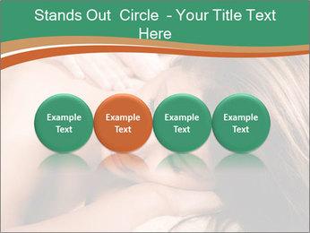 Woman enjoy PowerPoint Templates - Slide 76