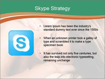 Woman enjoy PowerPoint Templates - Slide 8
