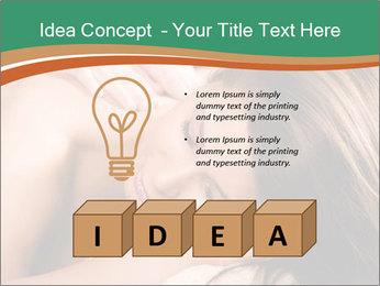 Woman enjoy PowerPoint Templates - Slide 80