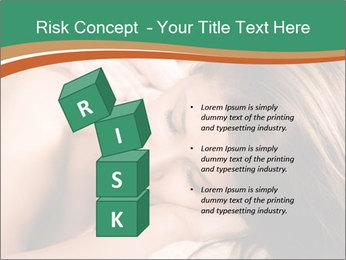 Woman enjoy PowerPoint Templates - Slide 81