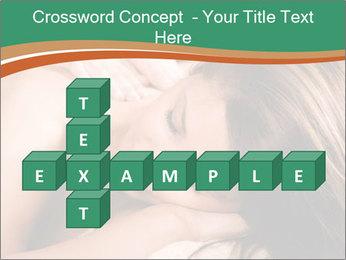 Woman enjoy PowerPoint Templates - Slide 82
