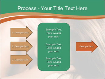 Woman enjoy PowerPoint Templates - Slide 85