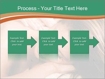 Woman enjoy PowerPoint Templates - Slide 88