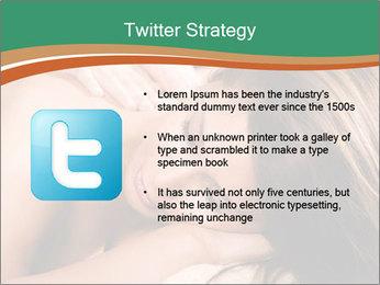 Woman enjoy PowerPoint Templates - Slide 9