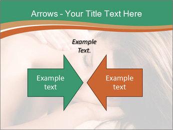 Woman enjoy PowerPoint Templates - Slide 90