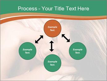 Woman enjoy PowerPoint Templates - Slide 91
