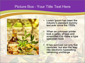 Olives still life PowerPoint Template - Slide 13