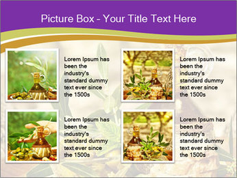 Olives still life PowerPoint Template - Slide 14
