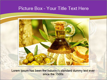 Olives still life PowerPoint Template - Slide 15