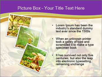 Olives still life PowerPoint Template - Slide 17