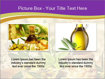 Olives still life PowerPoint Template - Slide 18