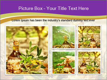 Olives still life PowerPoint Template - Slide 19