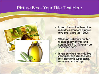 Olives still life PowerPoint Template - Slide 20