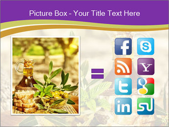 Olives still life PowerPoint Template - Slide 21