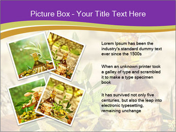 Olives still life PowerPoint Template - Slide 23