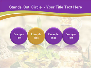 Olives still life PowerPoint Template - Slide 76