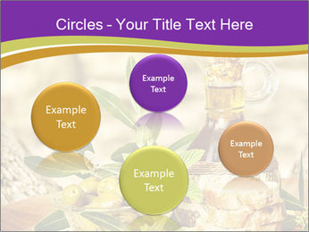 Olives still life PowerPoint Template - Slide 77