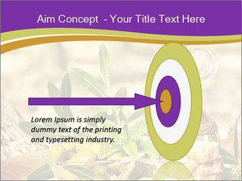 Olives still life PowerPoint Template - Slide 83
