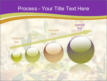 Olives still life PowerPoint Template - Slide 87