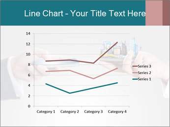 Holding smart phone PowerPoint Template - Slide 54