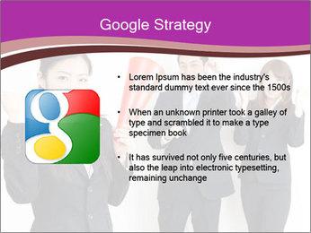 Asian business team PowerPoint Templates - Slide 10