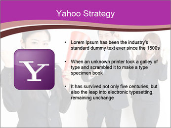 Asian business team PowerPoint Templates - Slide 11