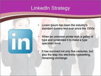 Asian business team PowerPoint Templates - Slide 12
