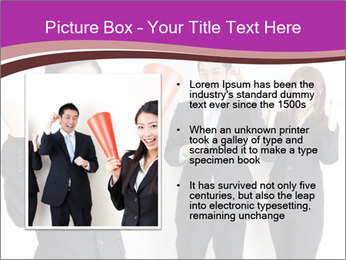 Asian business team PowerPoint Templates - Slide 13