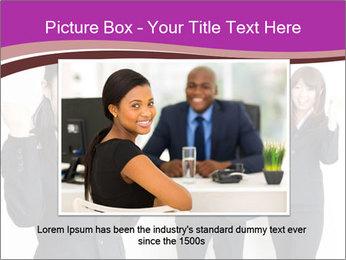 Asian business team PowerPoint Templates - Slide 15