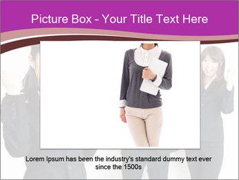Asian business team PowerPoint Templates - Slide 16