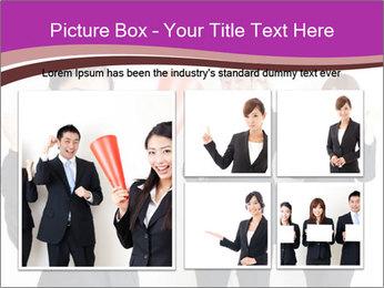 Asian business team PowerPoint Templates - Slide 19