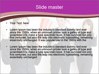 Asian business team PowerPoint Templates - Slide 2