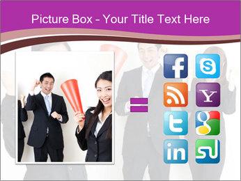 Asian business team PowerPoint Templates - Slide 21