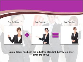 Asian business team PowerPoint Templates - Slide 22