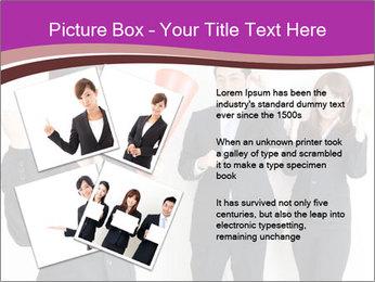 Asian business team PowerPoint Templates - Slide 23
