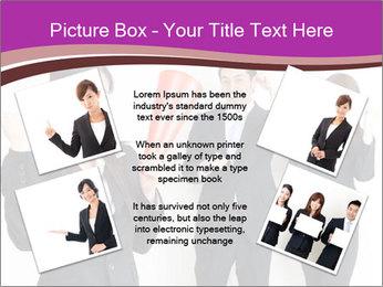 Asian business team PowerPoint Templates - Slide 24