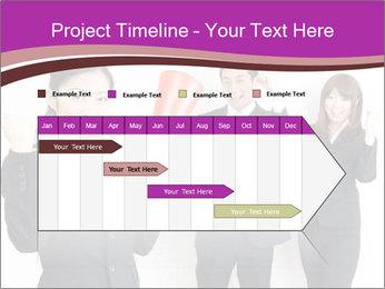 Asian business team PowerPoint Templates - Slide 25
