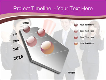 Asian business team PowerPoint Templates - Slide 26