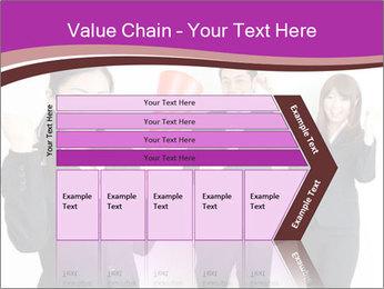 Asian business team PowerPoint Templates - Slide 27