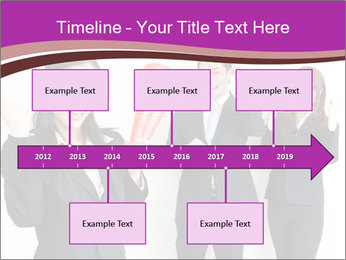 Asian business team PowerPoint Templates - Slide 28