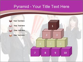 Asian business team PowerPoint Templates - Slide 31