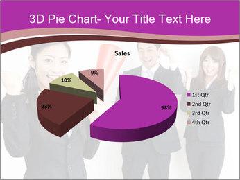 Asian business team PowerPoint Templates - Slide 35
