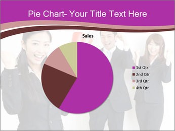Asian business team PowerPoint Templates - Slide 36