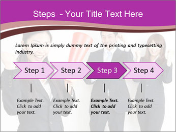 Asian business team PowerPoint Templates - Slide 4