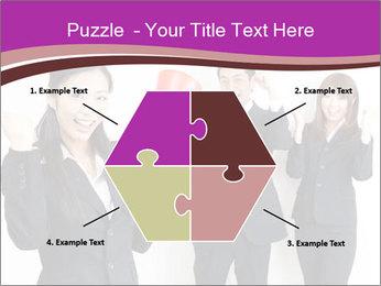 Asian business team PowerPoint Templates - Slide 40