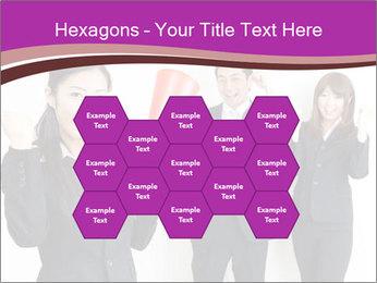 Asian business team PowerPoint Templates - Slide 44
