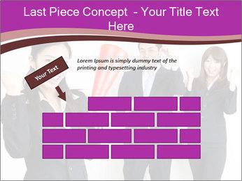 Asian business team PowerPoint Templates - Slide 46