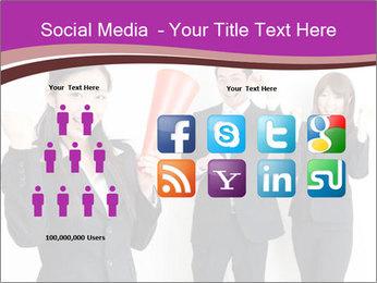 Asian business team PowerPoint Templates - Slide 5