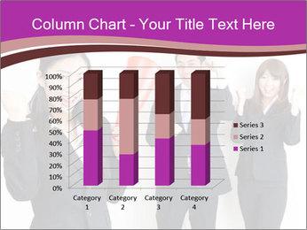 Asian business team PowerPoint Templates - Slide 50