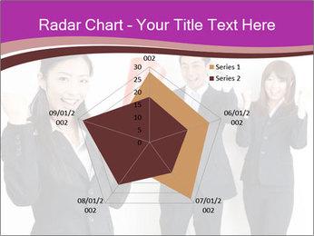 Asian business team PowerPoint Templates - Slide 51